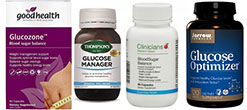 Blood Sugar Supplements