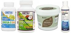 Healthy Oils & Fats